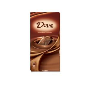 Молочный шоколад Dove